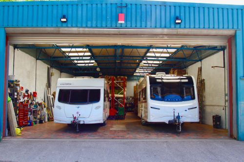 New warehouse for caravan and motorhome spares specialist KTG