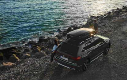 SEAT Ireland to Offer Roof Box Rental Service in Retailers Nationwide