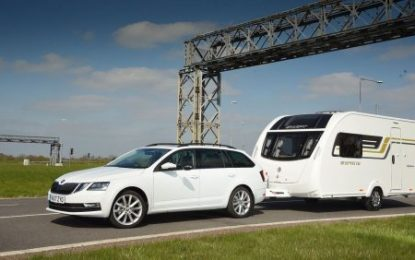 Towing your way to your favourite staycation: caravan tips from IAM RoadSmart