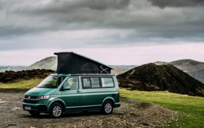 How and where to holiday off-grid in the UK in your campervan this summer