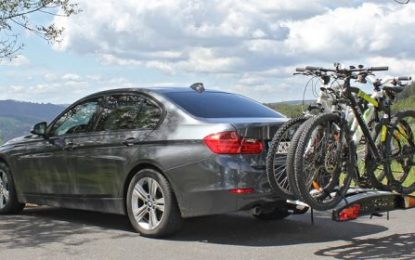 Two new Alcor bike carriers from Rameder