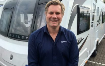 Bailey appoint new Head of International Sales to develop overseas markets