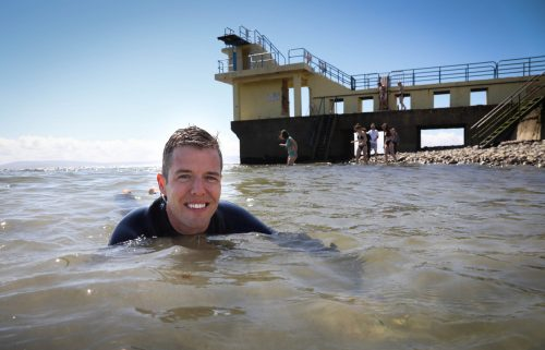 New NUI Galway Project to Investigate Superbugs in Swimmers