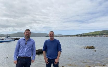 Rathlin & Valentia Islands showcasing innovative solutions to achieve a clean energy transition