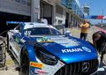 KNAUS Raptor at the ADAC GT Masters: Season opener at the Lausitzring