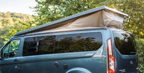 Ford raises the roof on Transit Custom campervan