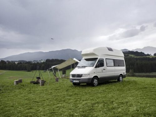 Mercedes-Benz: The motorhomes with the 'Star'