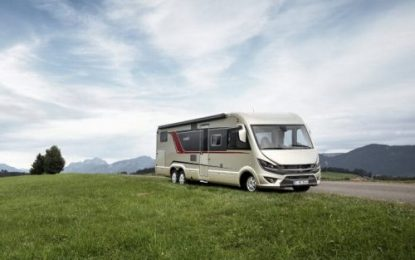 Glampervanning is on the rise this winter