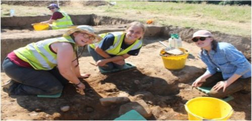 "Queen's & Lough Neagh Landscape Partnership launch ""Community Archaeology Toolkit"""
