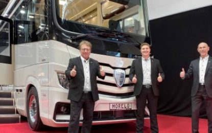 Success for MORELO at Caravan Salon 2020 – Messe Düsseldorf