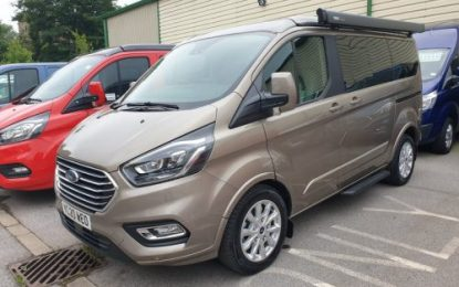 Step into the world of the 2021 model Wellhouse Ford La Libertà special edition