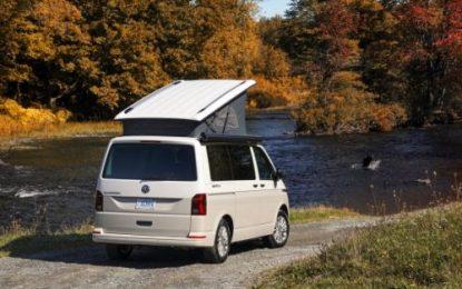 Volkswagen Commercial Vehicles is reintroducing the California 6.1 Beach