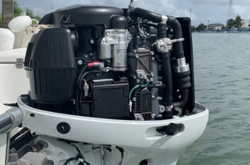 Suzuki develops world's first Micro-Plastic Collecting Device for installation on outboard motors