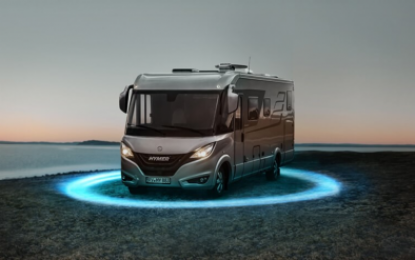 Hymer Connect App: The first smart ecosystem for the connected motorhome
