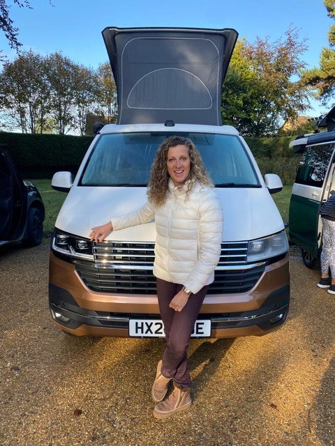 Southampton Campers – Fit for an Olympic Gold Medalist, Sally Gunnell!
