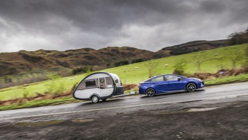 Tow and Go: Toyota Advice on What You Can Tow
