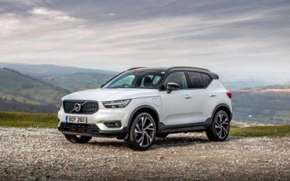Volvo's Recharge plug-in hybrids pull in honours in 2021 Caravan & Motorhome Club Towcar of the Year Awards