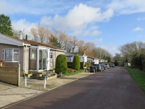 Continued strong demand for mobile home parks