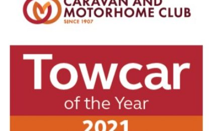 Caravan and Motorhome Club Towcar of the Year 2021 & The Caravan and Motorhome Club Caravan Design Awards Buyers Guide 2021