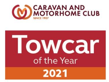 Caravan and Motorhome Club Towcar of the Year 2021 & The Caravan and Motorhome Club Caravan Design Awards Buyers Guide 2021