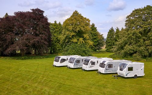 Bailey caravan's 5-Star performance in new Caravan & Motorhome Club Caravan Design Awards Buyers Guide 2021