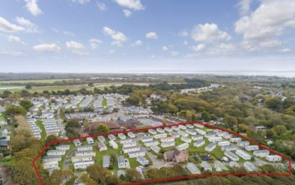 New Forest Holiday Park comes to market with a guide price of £2.9 m