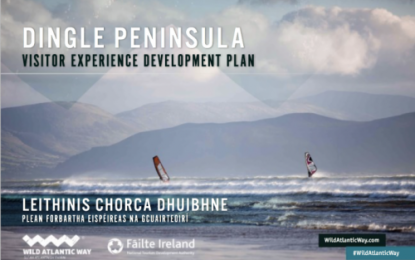 Fáilte Ireland's long term-plan for the Dingle Peninsula