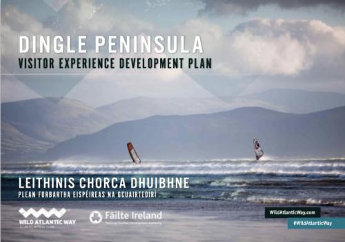 Fáilte Ireland's long term-plan for the Dingle Peninsula