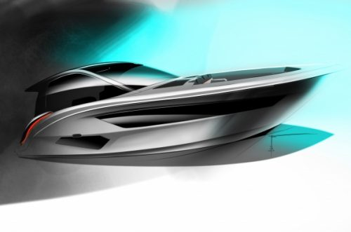 Designworks (BMW) enters collaboration with leading pleasure boat manufacturer, Sea Ray,