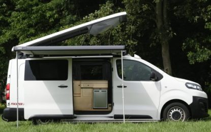 VDL Bus & Coach building the first electric motorhome for Western European market in Venlo
