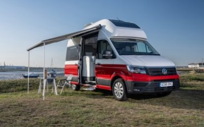 Volkswagen California 6.1 & Grand California awarded 5-star ratings