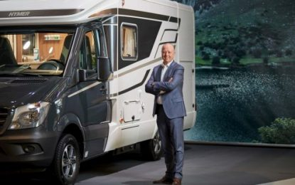 Erwin Hymer Group adopts new digital and trade fair strategy