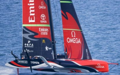 Emirates Team New Zealand beat Luna Rossa Prada Pirelli to win America's Cup