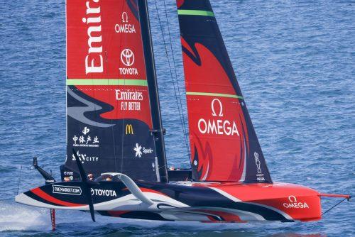 Emirates Team New Zealand beat Luna Rossa Prada Pirelli to win America's Cup