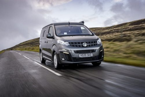 Wellhouse Leisure receives Groupe PSA Quality Certificate for Vivaro conversion