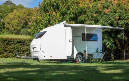 Wingamm micro and lightweight caravans now available