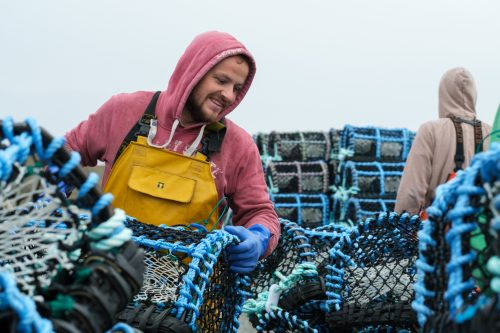 TG4 – Go Domhain san Fhuil – A working day spent with 3 of the few remaining boats that fish out of Magheraroarty in Donegal Gaeltacht