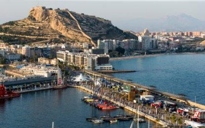 Alicante, Spain confirmed as final host city for The Ocean Race Europe