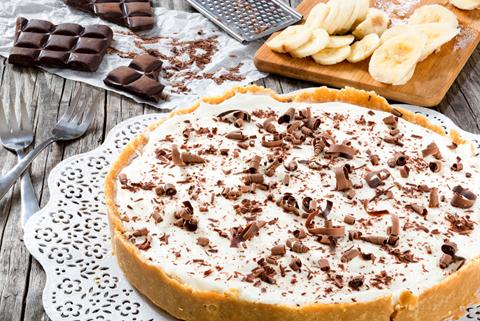 Easy Banoffee Pie!