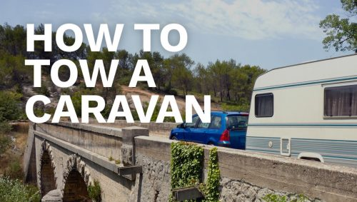 How to Tow a Caravan – Advice from Witter Towbars