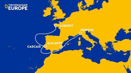 Top tier international fleet assembles in Lorient for The Ocean Race Europe start