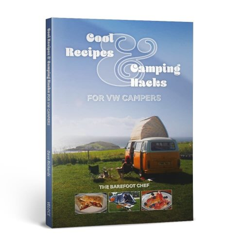 Reading Matters: Cool Recipes & Camping Hacks for VW Campers