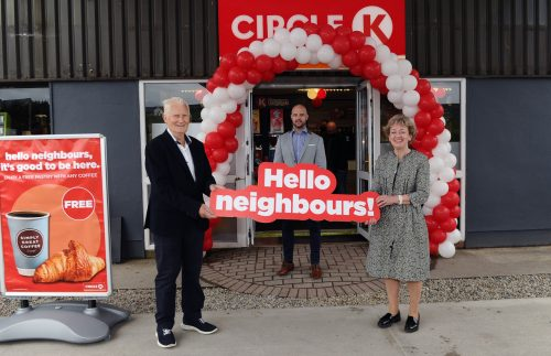 Circle K opensin Achill Island on the Wild Atlantic Way!
