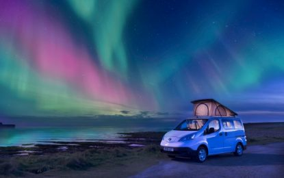 Go Green with PaulCamper in Orkney