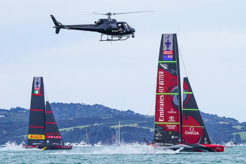 36TH AMERICA'S CUP IS THE MOST VIEWED EVER