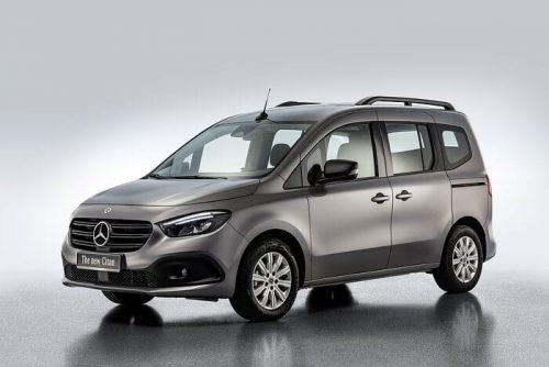 Mercedes-Benz Citan premiered at the Caravan Salon Düsseldorf