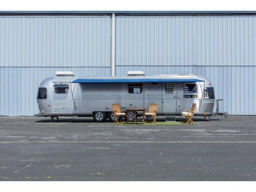 Tom Hanks' All-American Airstream Parks Up at Bonhams Quail Lodge Auction