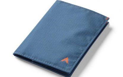 New to market – Allett introduces Original RFID Protection Nylon wallet