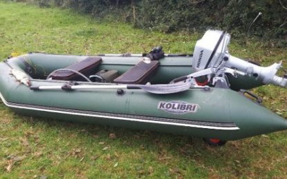 Convictions, fines and boat forfeiture for illegal fishing in Dundalk